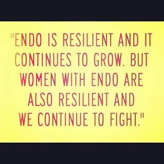 Endometriosis awareness month.....My story