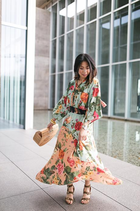 44 Spring Floral Dresses to Wear Now + Shopbop Sale