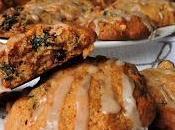 Cinnamon, Prune Toasted Walnut Cookies