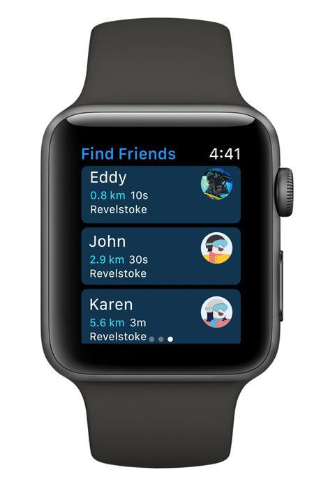 Faya - Fitness On Toast - Apple Watch - Chedi Andermatt