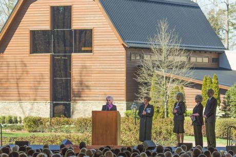 Billy Graham Laid To Rest In His Hometown: His Last Crusade