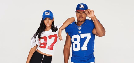Model Chanel Iman Marries  NY Giants Player Sterling Shepard
