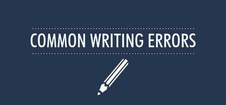 Common Writing Errors can Ruin Your Marketing Strategy