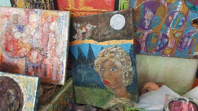 March Art Exhibition in Barbados