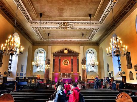 In & Around #London #Photoblog… Inside #CoventGarden