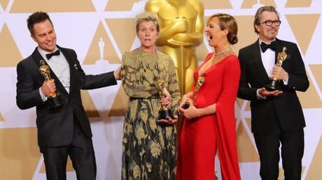 Oscars 2018 – Winners!