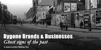 Bygone Brands and Businesses – a compact Jane's London in 90 minutes