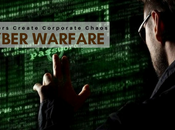 Hackers Create Corporate Chaos: Bosses Need Know Cyber Warfare