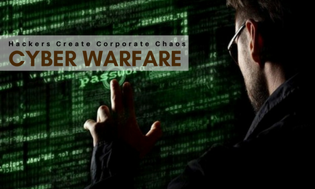 Hackers Create Corporate Chaos