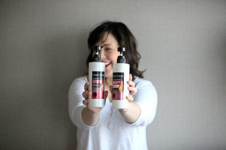 Hair Food Color Protect Shampoo and Conditioner Review [Sponsored]