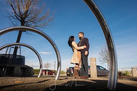 Hythe Engagement shoot