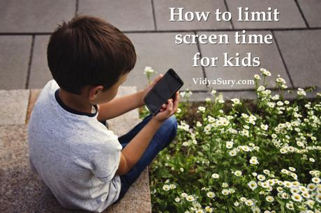 6 Easy Ways to Limit Screen Time for Kids