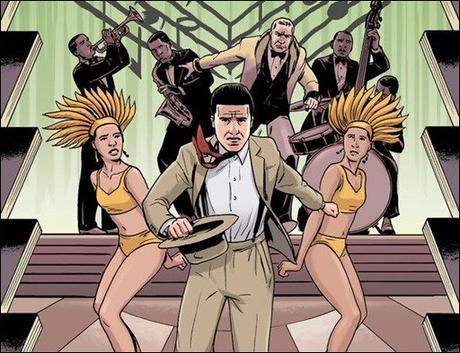 Preview – Incognegro: Renaissance #2 by Johnson & Pleece (Dark Horse)