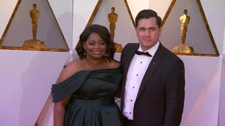 Red Carpet Style: Octavia Spencer At 90th Annual Academy Awards