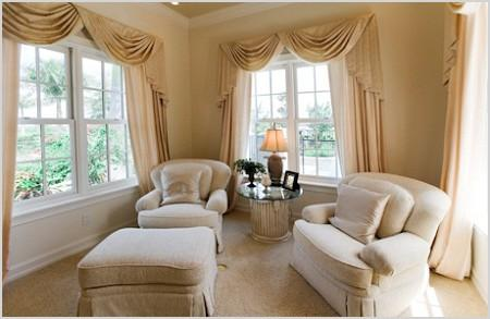 window treatment ideas for formal living room & Informal Living Room Decorating Ideas for Sale - Paperblog