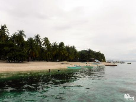 Arrival at Digyo Island