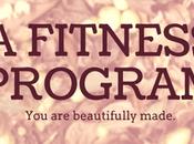 Starting Restarting) Fitness Program