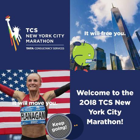 Finally!  #TCSNYCMarathon