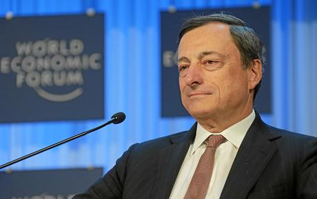 Mario Draghi refuses the regulation of cryptos