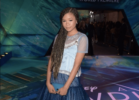 Storm Reid 'A Wrinkle In Time' Advice From Oprah & God Chose Her Career
