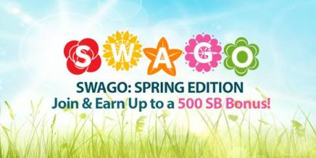 Swago: Spring Edition is here! (US & Canada)