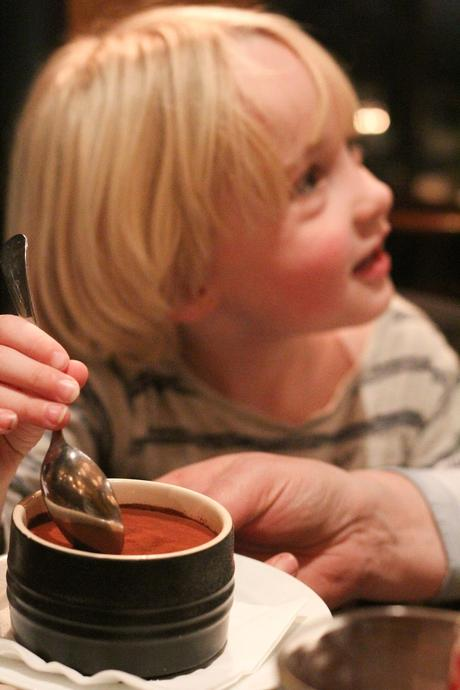 An Early Mothers Day Treat At Cote Brasserie