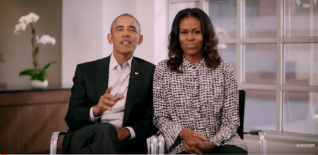 The Obamas In Talks To Provide Inspirational Content For Netflix