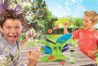 Gazillion Bubble Pong Review