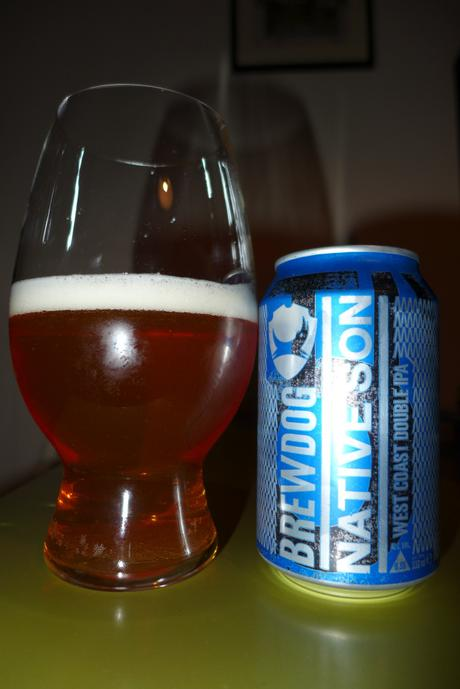 Tasting Notes: Brewdog: Native Sun