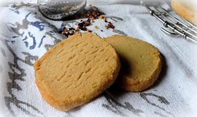 Slice & Bake Coffee Shortbreads