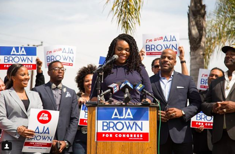 Compton's Mayor Aja Brown Running For Congress Against Stacy Dash