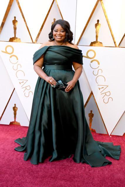 21 Celebrities Who Looked Ravishing at Oscar 2018