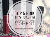PINK LIPSTICKS LOVING MOMENT Available India