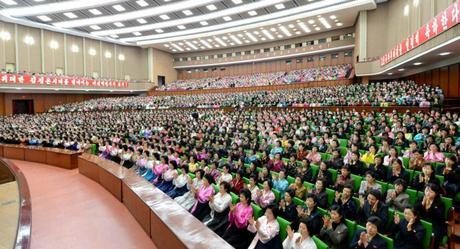 International Women's Day Meeting Held