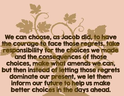 Facing Regrets