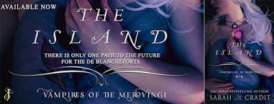 The Vampires of Merovingi  by Sarah M. Cradit