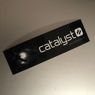 Peace Of Mind, Just Encased:  Catalyst Cases