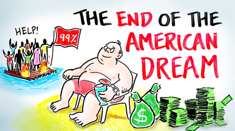 Worst Divide In U.S. Is Between The Rich & The Rest Of Us