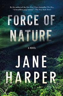 Force of Nature by Jane Harper- Feature and Review