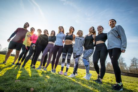 Fitness On Toast - Volvo XC40 - The Grove Event-3