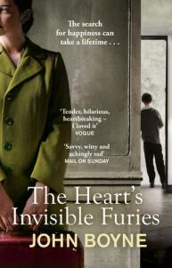 Talking About The Heart's Invisible Furies by John Boyne with Chrissi Reads
