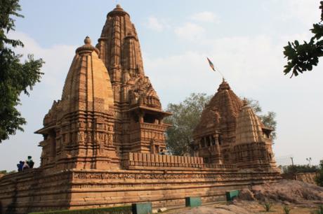 DAILY PHOTO: Khajuraho Temples