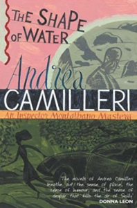 Andrea Camilleri: The Shape of Water – La forma dell'aqua ( 1994) Inspector Montalbano 1