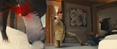 Kingsman: The Secret Service – Jack Davenport as Lancelot