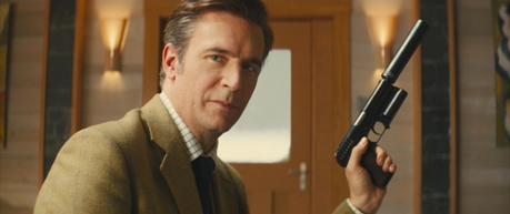Kingsman: The Secret Service – Jack Davenport as Lancelot