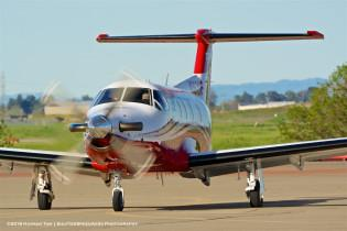 2016 Aerial Firefighting International,  Pilatus PC-12 (N327SF),