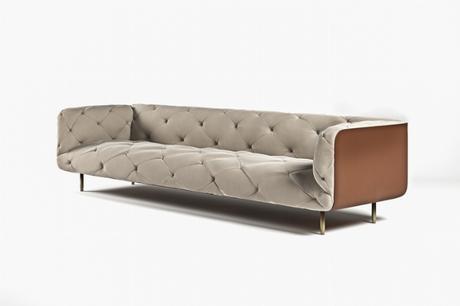 Formitalia - OVERSEAS sofa