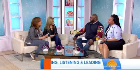 [WATCH] Pastor John Gray & Aventer Gray On NBC's The Today Show