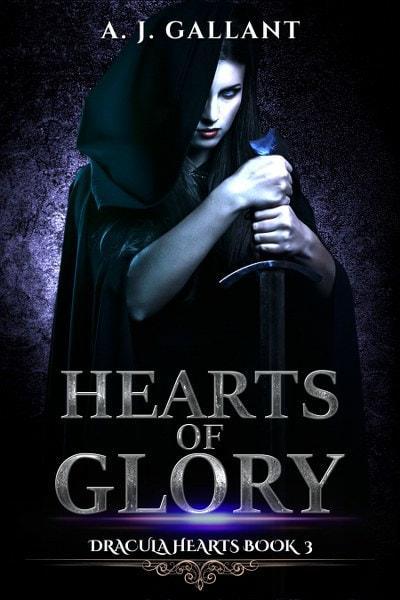 Dracula Hearts by AJ Gallant