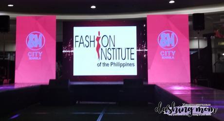 Street Walk Fashion show at SM City Manila